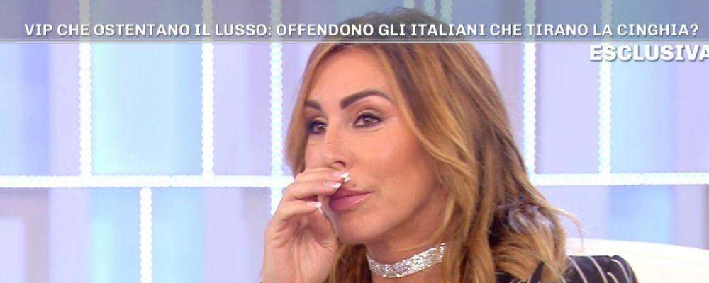 Guendalina Canessa, shopping da 14mila euro in 15 minuti: 'Se lavoro spendo tutto'