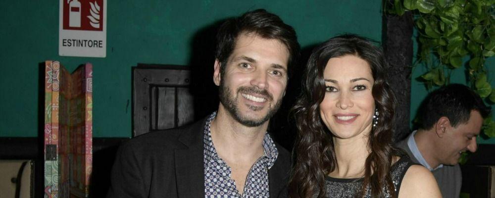 Manuela Arcuri diventa zia, è nata la figlia del fratello Sergio