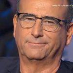 Domenica In, Carlo Conti: 'Con Fabrizio Frizzi ci chiamiamo un po' di meno'