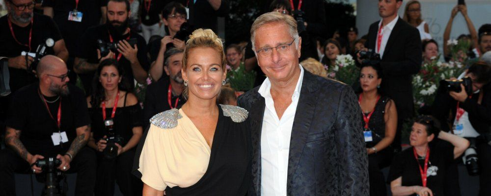 Paolo Bonolis: 'Mia moglie Sonia ha la precisione di un cecchino, sa dove colpire'