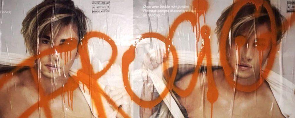 """Riki e la campagna 'Rovinami': """"Frocio non è un insulto"""""""