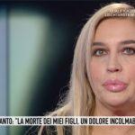Storie Italiane, Lory Del Santo sul figlio Loren: 'Fortunata ad averlo per 19 anni. Ora vorrei una bambina in affido'