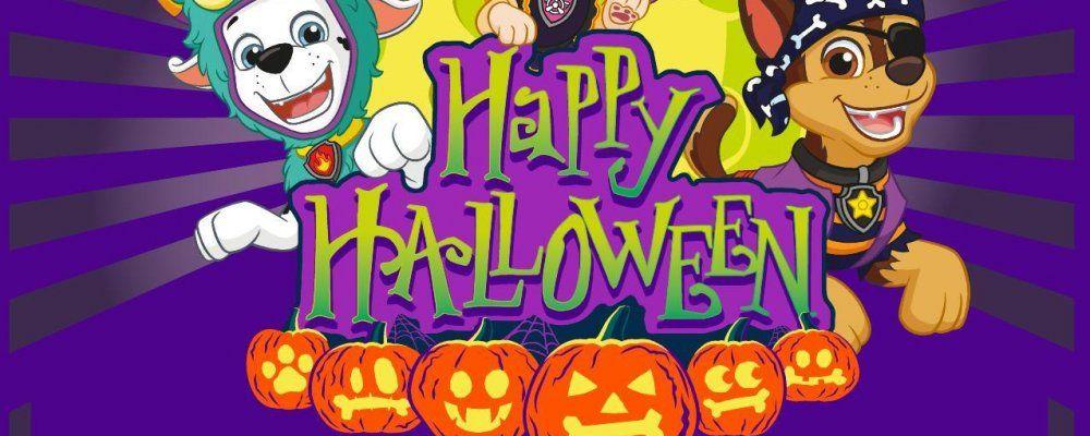 Halloween, la programmazione di Nickelodeon e Nick Jr