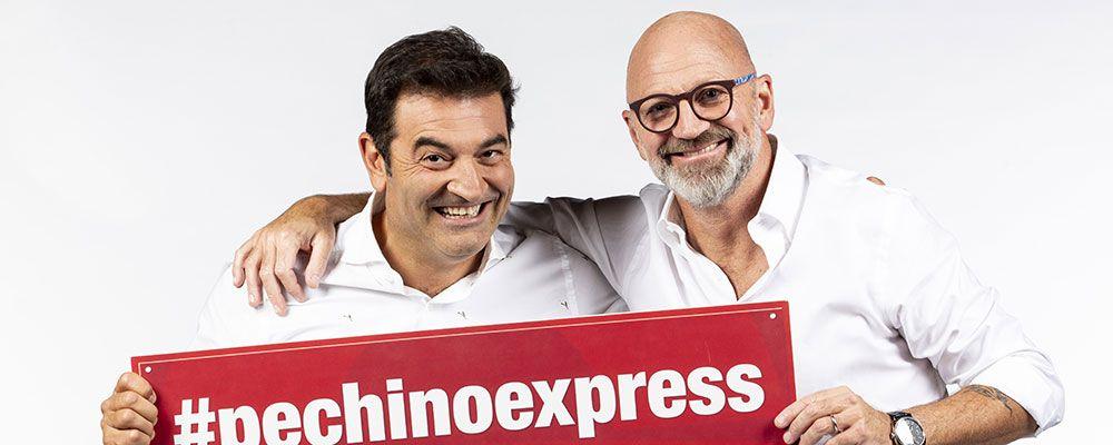 Pechino Express 2019, chi sono le dieci coppie dell'ottava edizione