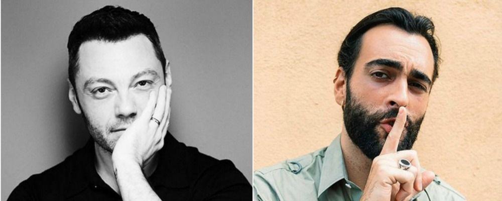Tiziano Ferro scrive a Marco Mengoni: 'Giochi sporco'