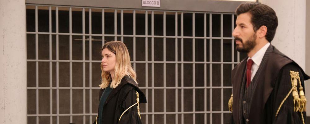 Il processo, prima puntata della fiction con Vittoria Puccini: anticipazioni venerdì 29 novembre
