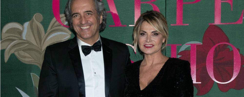 Simona Ventura e Giovanni Terzi si sposano: 'Succederà all'improvviso'