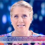 "Live, Heather Parisi rivela: ""Per sette anni ho subito violenze"". E fa un appello"