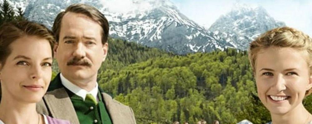 Ascolti tv, dati Auditel giovedì 28 novembre: La famiglia Von Trapp vince su Adrian