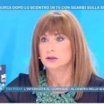 """Barbara D'Urso si scusa per l'attacco di Sgarbi, le lacrime di Luxuria: """"Sono umana, mi ha ferito"""""""