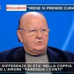 Mattino Cinque, Irene Fornaciari: 'Ecco cosa mi ha fatto innamorare di Massimo Boldi'