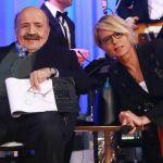 Maurizio Costanzo: 'Con Maria De Filippi mai una cena a lume di candela fuori casa'