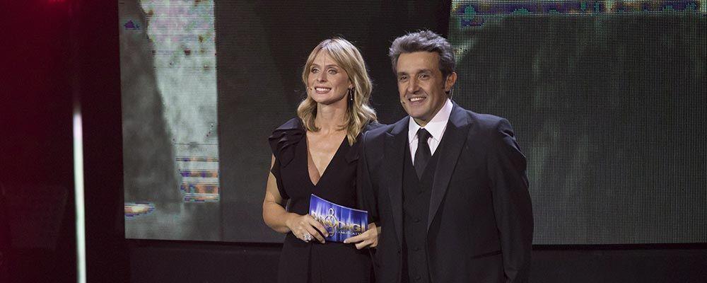 Prodigi, Flavio Insinna e Serena Autieri tra talento e solidarietà