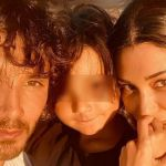 Santiago artista prodigio: il talento del figlio di Belen e Stefano lascia senza parole