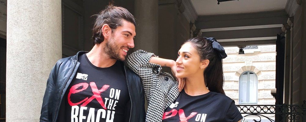 Ex on the Beach Italia, arrivano Cecilia Rodriguez e Ignazio Moser
