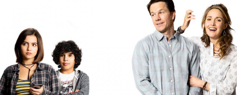 Instant Family, commedia imperfetta sulle adozioni con Mark Wahlberg