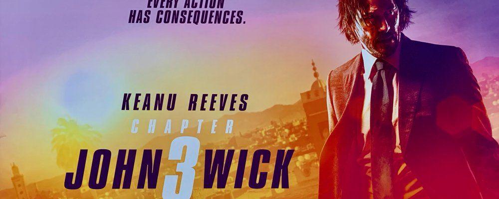 John Wick 3 - Parabellum, terzo capitolo con Keanu Reeves spietato killer, curiosità, trama e cast