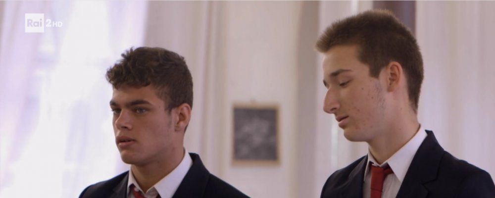 Il collegio 4 quarta puntata: espulsi Alex Djorjevic e Andrea Bellantoni, salva Claudia Dorelfi
