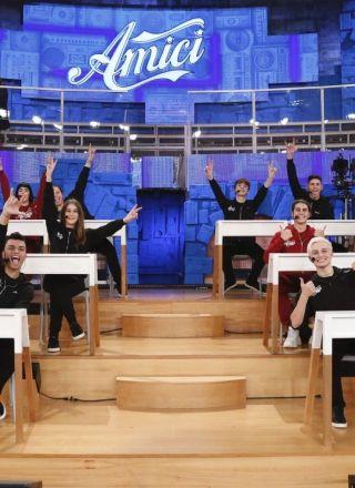 Amici 19, il cast della nuova edizione: ballerini, cantanti e professori