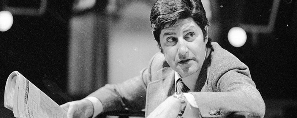 È morto Antonello Falqui, il regista del varietà: 'Sono partito per un lungo viaggio, potete venirmi a salutare'