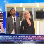 Lucas Peracchi a Eva Henger: 'Non ti ho denunciato, non voglio privare mio figlio della nonna'