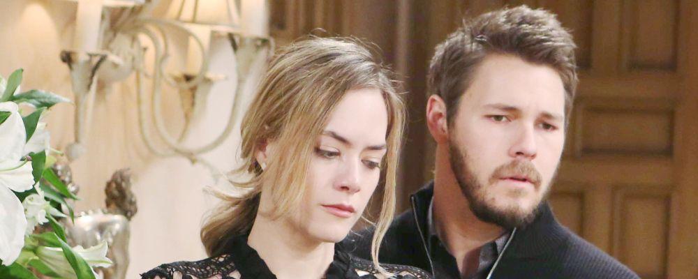 Beautiful, il dramma profondo di Hope e Liam: anticipazioni trame dall'8 al 14 dicembre