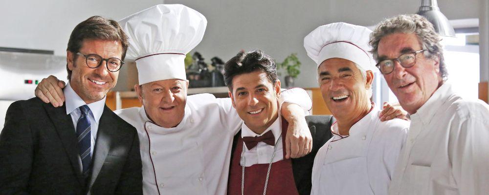 Natale da chef: trailer, trama e cast del cinepanettone con Massimo Boldi e Biagio Izzo