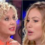 La repubblica delle donne, volano migno**e tra Antonella Elia e Taylor Mega