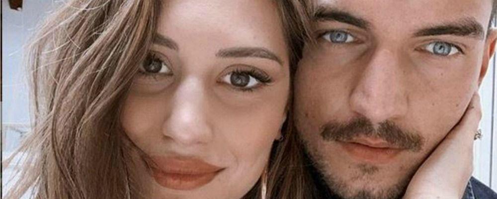 Uomini e Donne, Beatrice Valli e Marco Fantini di nuovo genitori: è nata Azzurra