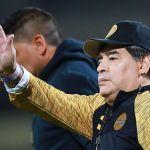 Maradona en Sinaloa, il ritorno del  Pibe