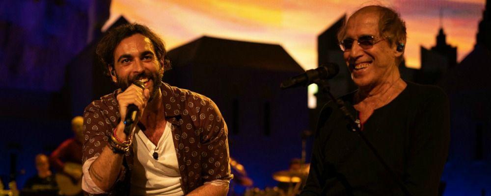 Adrian, Marco Mengoni ospite di Adriano Celentano nell'ultima puntata: anticipazioni