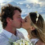 Nicoletta Romanoff sposa bis, il secondo matrimonio è alle Maldive