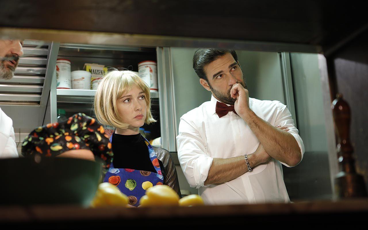 Ognuno è perfetto, tra dramma e commedia con Edoardo Leo e Cristiana ...