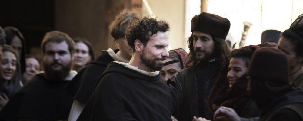 I Medici, dal Libanese a Savonarola: chi è Francesco Montanari