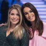 Verissimo, Costanza Caracciolo e Bobo Vieri in attesa di un'altra bimba