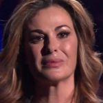 Vanessa Incontrada in lacrime a 20 anni che siamo italiani: 'La perfezione non esiste'