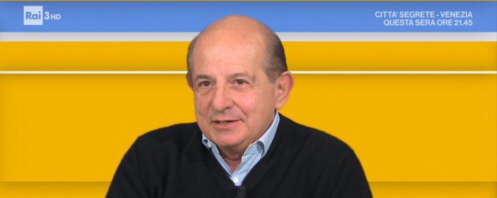 Giancarlo Magalli: 'Mia figlia fa l'influencer, ma l'affitto glielo pago io'