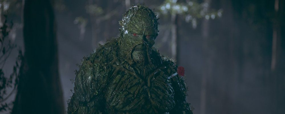 Swamp Thing, l'ambientalismo è horror