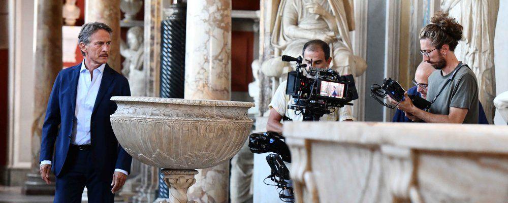 Viaggio nella Grande Bellezza, Cesare Bocci alla scoperta dei tesori del Vaticano