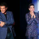 C'è posta per te, anticipazioni sabato 25 gennaio: Antonio Banderas e Giulia Michelini ospiti