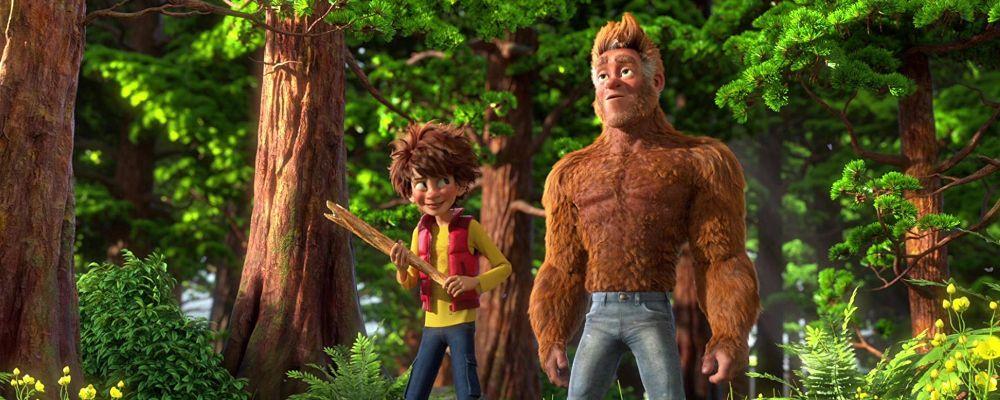 Bigfoot Junior: trama, cast e curiosità del film d'animazione