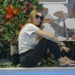 GfVip, il gesto di Rita Rusic costringe le telecamere alla censura