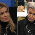 Grande Fratello Vip, lite tra Adriana Volpe e Barbara Alberti: 'Perché devi sempre attaccarmi?'