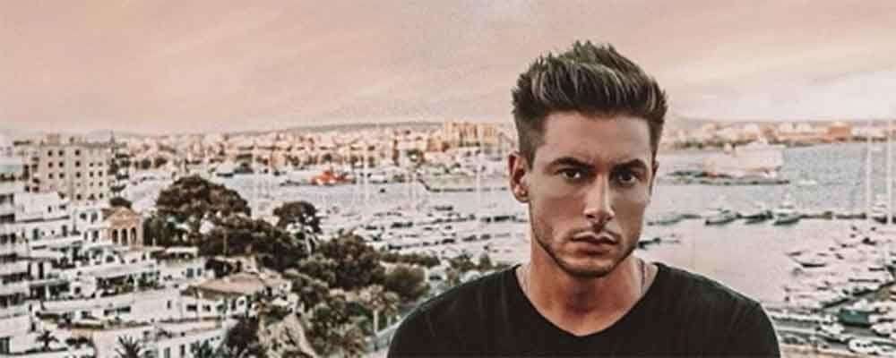 Grande Fratello Vip 2020, chi è Andrea Denver il modello italiano