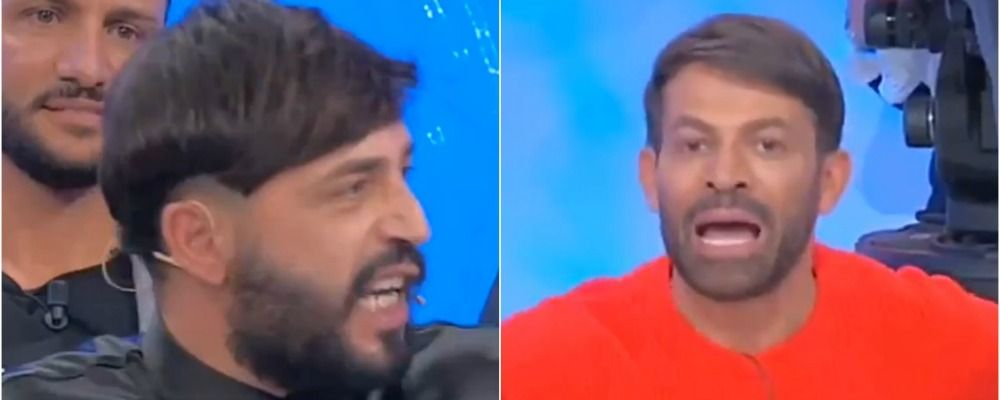 Uomini e donne trono over, Gianni Sperti contro Armando Incarnato: 'Che uomo di me**a'