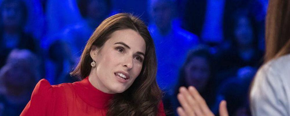 Verissimo, Diana Del Bufalo: 'Con Paolo Ruffini non ho sbagliato niente'