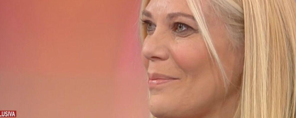 Eleonora Daniele in dolce attesa: l'annuncio della gravidanza a Storie italiane