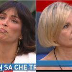 GF Vip, Fernanda Lessa e Antonella Elia ai ferri corti: 'Peccato che qua non si possono mettere le mani addosso'