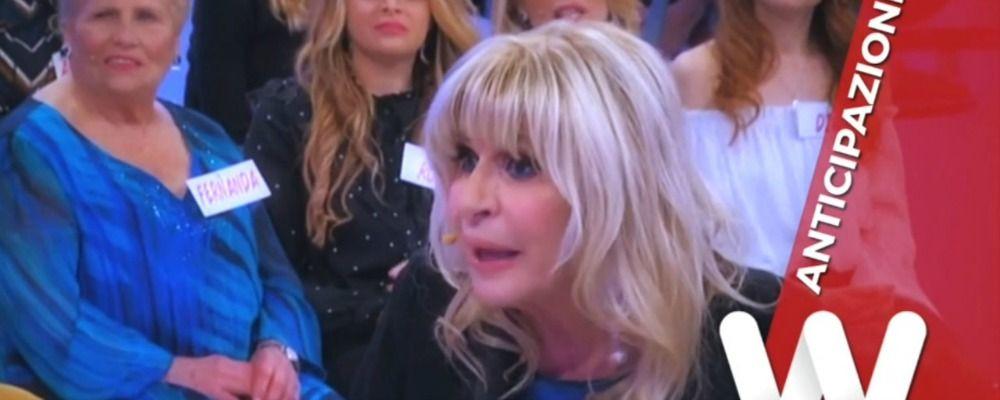 Anticipazioni Uomini e donne trono over, Tina Cipollari accusa Gemma Galgani: 'Ti sei rifatta le labbra'