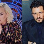Katy Perry, la romantica dedica per il compleanno di Orlando Bloom